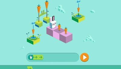 Cara main game google doodle