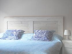 Naturalis muebles camas - Cabecero madera reciclada ...