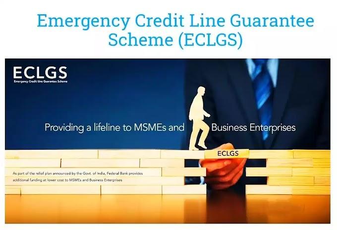 आपातकालीन क्रेडिट लाइन गारंटी योजना (ECLGS) क्या है ? सूक्ष्म, लघु और मध्यम उद्यमों की चुनौतियाँ और इनके विकास हेतु सरकार द्वारा किये गए विभिन्न प्रयास