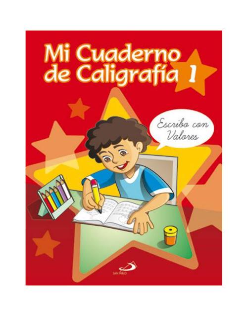 Mi Cuaderno de Caligrafia 1