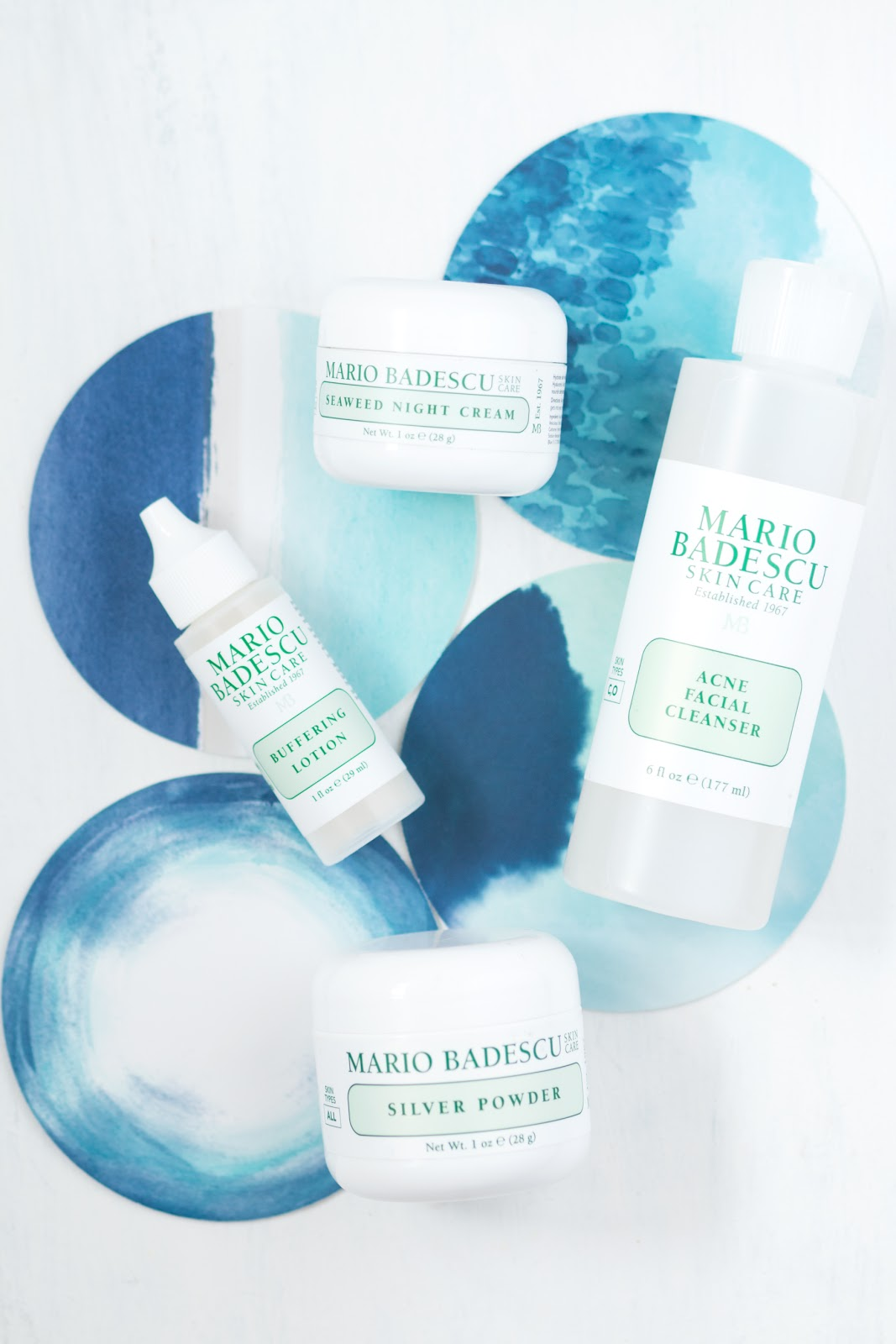 MARIO BADESCU FOR CLEAR SKIN