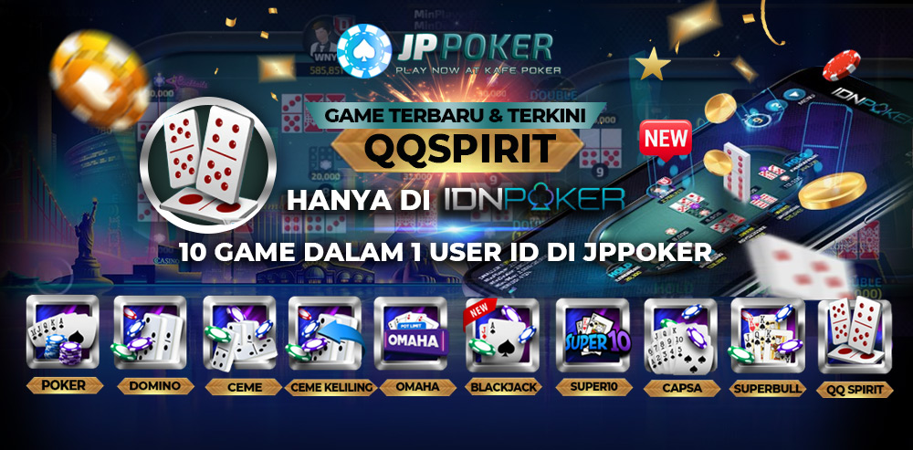 JPPOKER   Poker Online Indonesia Terbesar Dan Terpercaya