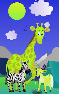 Forest-Animal-Vector-2200167