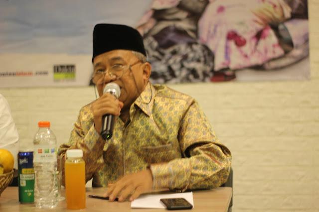 Muhammadiyah: Konstitusi China Larang Agama Diamalkan di Ruang Terbuka