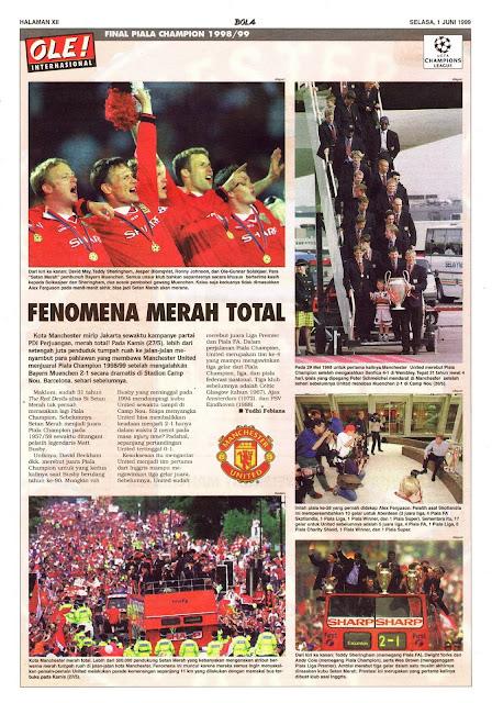 FINAL PIALA CHAMPION 1998/99 TRAGIS