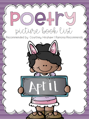 https://www.teacherspayteachers.com/Product/FREE-Picture-Book-List-About-POETRY-3099044