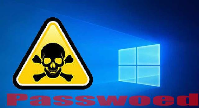 احذر هذه الطريقة تمكن أي شخص من تغيير كلمة سر حاسوبك دون معرفة كلمة السر الحالية