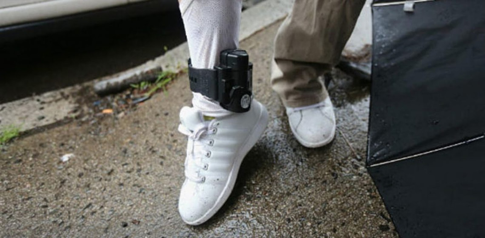 Coronavirus Patients Ordered to Wear GPS Ankle Monitors