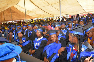 FULafia Graduates 1,447 Students, 29 Bags 1st Class Awards