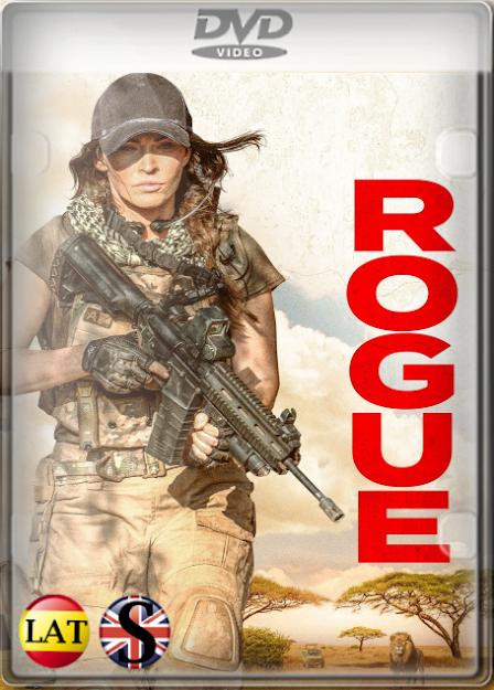 Rogue (2020) DVD5 LATINO/INGLES