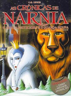 As Crônicas de Nárnia: O Leão, A Feiticeira e O Guarda-Roupa (1979) - DVDRip Dublado