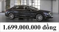 Giá xe Mercedes C200 Exclusive 2021