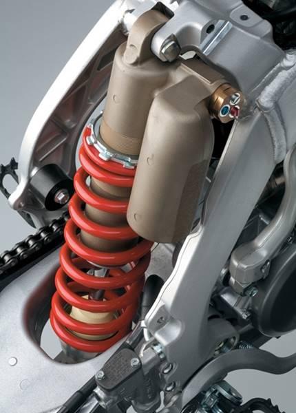 Fitur baru Suzuki RM-Z250