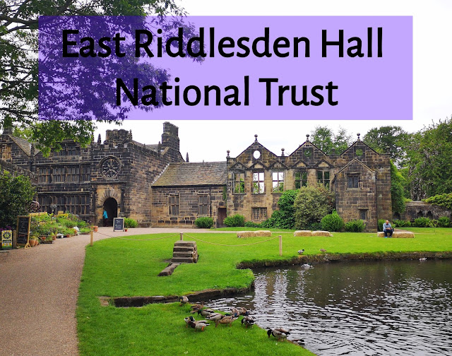 Front of East Riddleden Hall