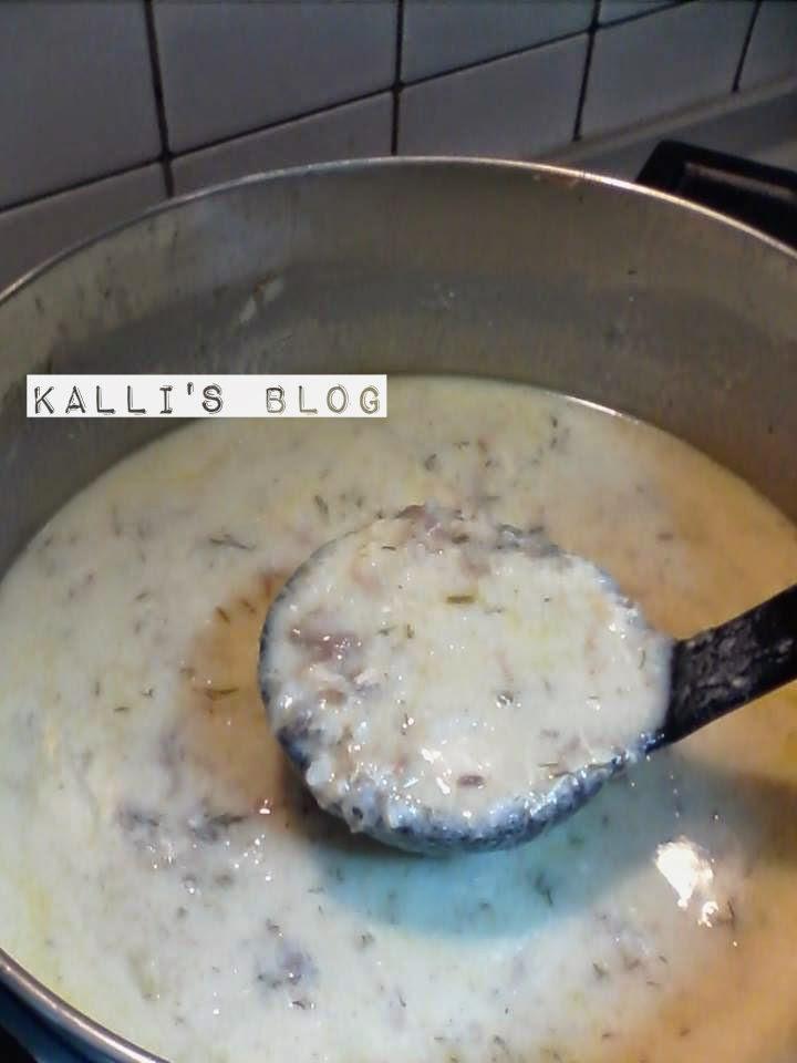 Μαγειρίτσα η Παραδοσιακή