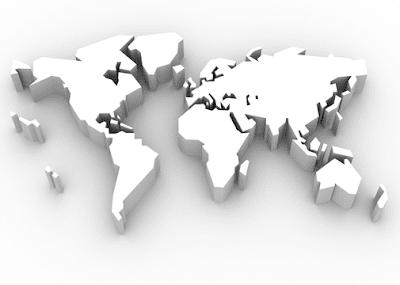 3D worldmap map wallpapers wallpape.in