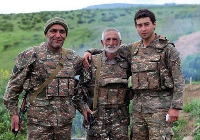 Οι ήρωες της Αρμενίας!