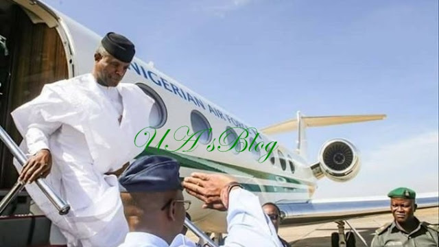 Breaking: Osinbajo Visit Jos Over Plateau Killings