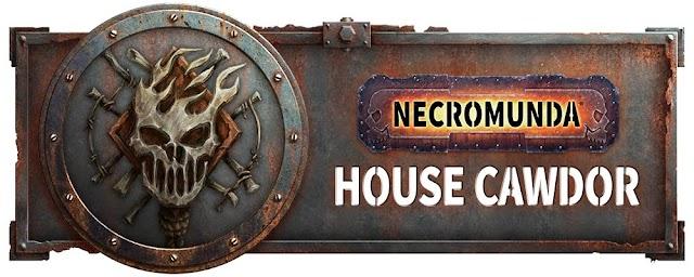 Necromunda: House Cawdor Preview