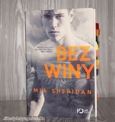 """Mia Sheridan """"Bez winy"""""""