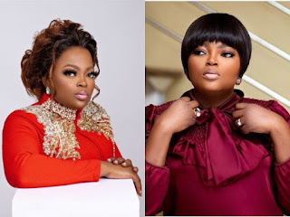 'There Is No Short Cut To Success!!' - Funke Akindele Advises Fans