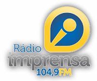 Rádio Imprensa FM 104.9 de Anápolis Goiás ao vivo pela net...