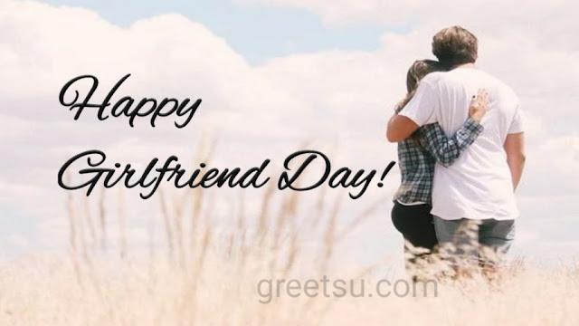 national girlfriend day