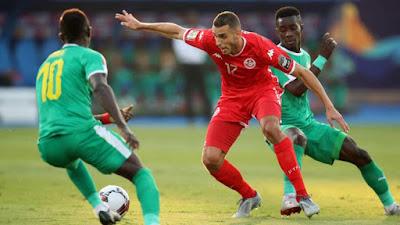 مشاهدة مباراة تونس ونيجيريا بث مباشر اليوم