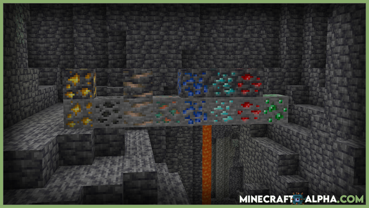Where To Find New Deepslate Blocks In Minecraft 1.17
