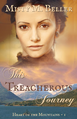 Heidi Reads... This Treacherous Journey by Misty M. Beller