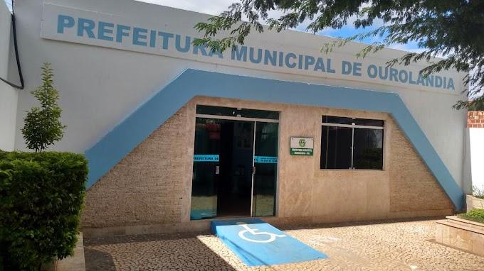 24ª CIPM prende acusado de subtrair documentos da prefeitura de Ourolândia