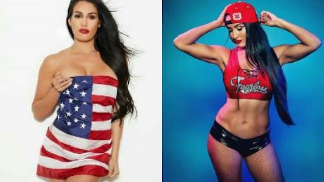 21 Hot Photos of Nikki Bella WWE Diva