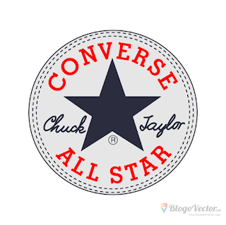 Converse All Star Logo vector (.cdr)