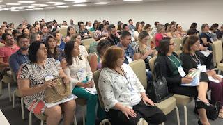 Em JP: Gestores paraibanos são capacitados sobre administração da saúde nos municípios