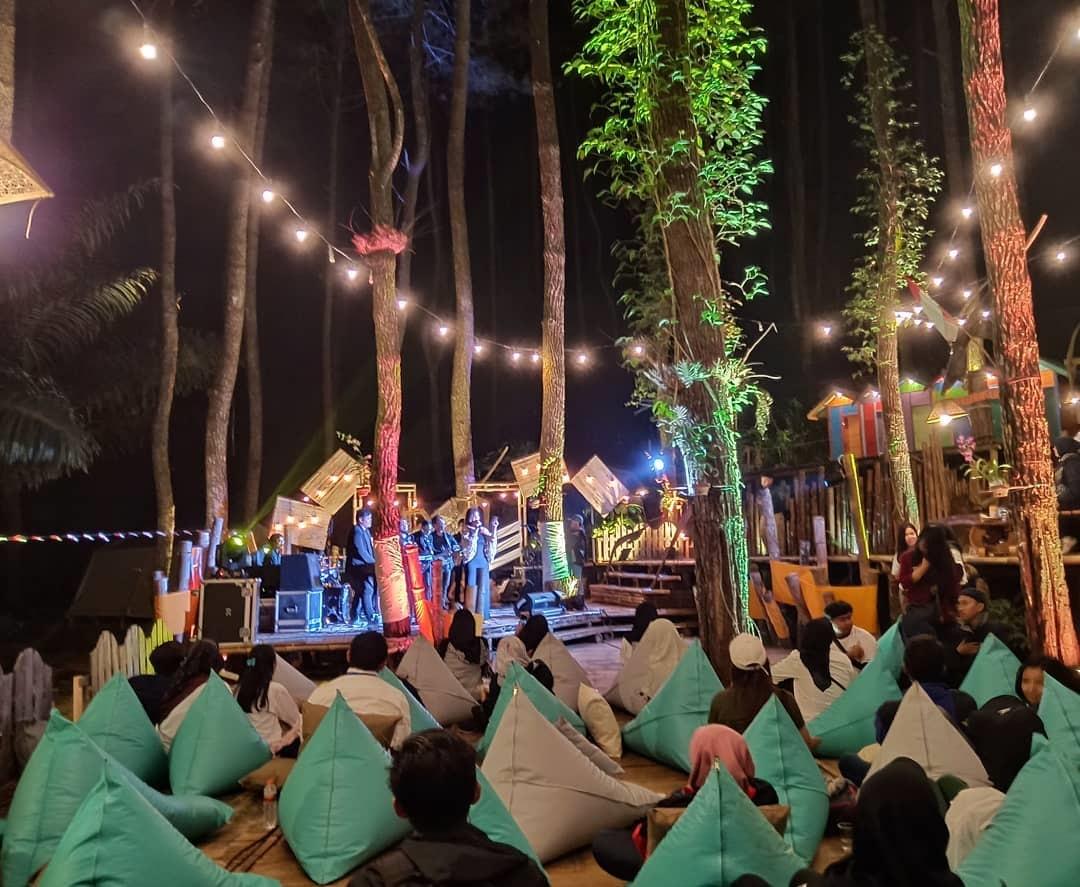 Glamping DeLoano - DeLoano Glamorous Camping Purworejo