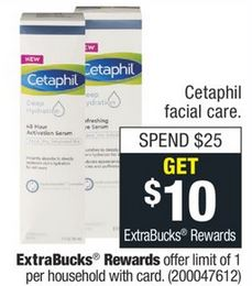 Cetaphil Cleansing Cloths