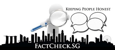 fact checking singapore news