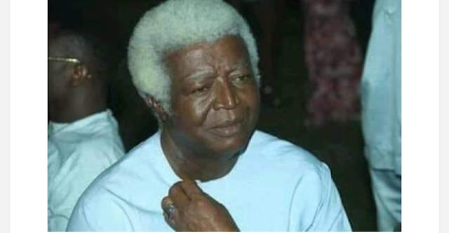 Sad! Veteran Nollywood actor, Bruno Iwuoha is dead
