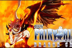 Fairy Tail: Dragon Cry - La película - Mp4 HD + Avi - Mega - Openload - Zippyshare