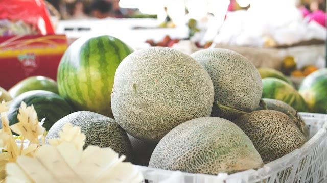 Manfaat Buah Melon untuk Darah Tinggi