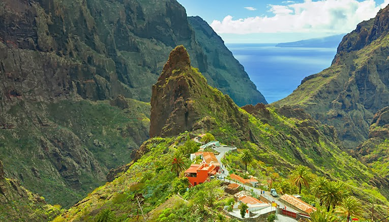 Best Scenery In Canary Islands