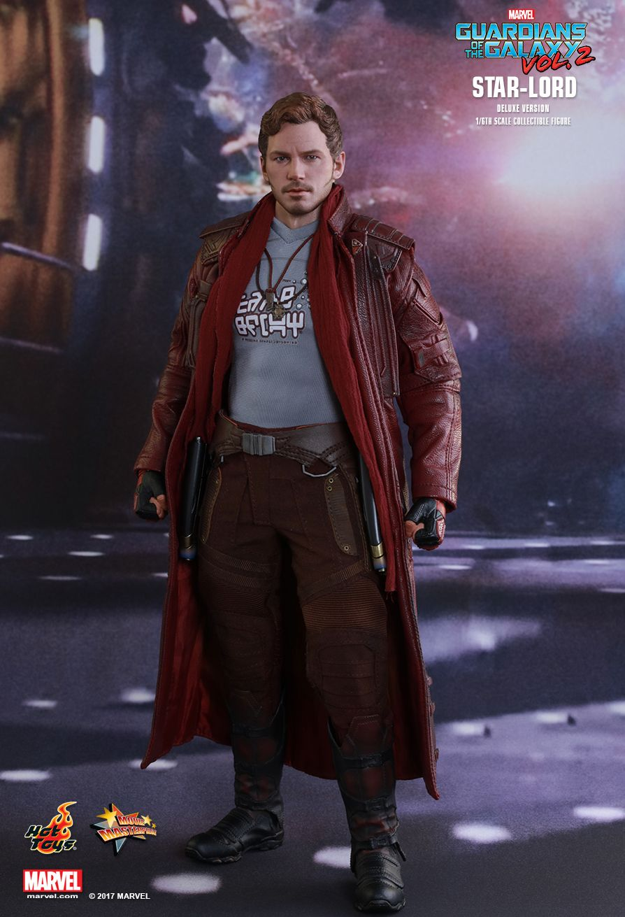 GUARDIANS OF THE GALAXY VOL.2 - STAR-LORD (Deluxe Version) 6a