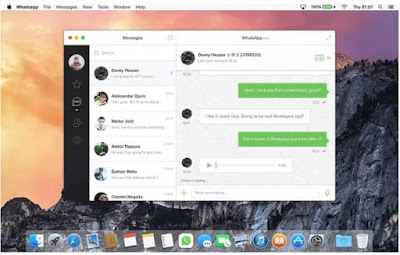 Download WhatsApp 2020 for Macbook Desktop