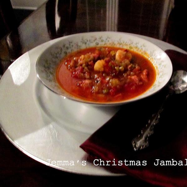 Jemma's Chirstmas Jambalaya