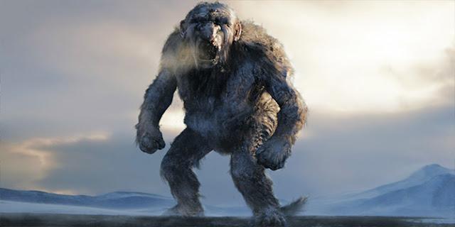 Troll dari mitologi Norse