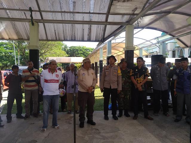 Pemkab Bone Bawa 30 Orang Tenaga Medis di Donggala - Palu