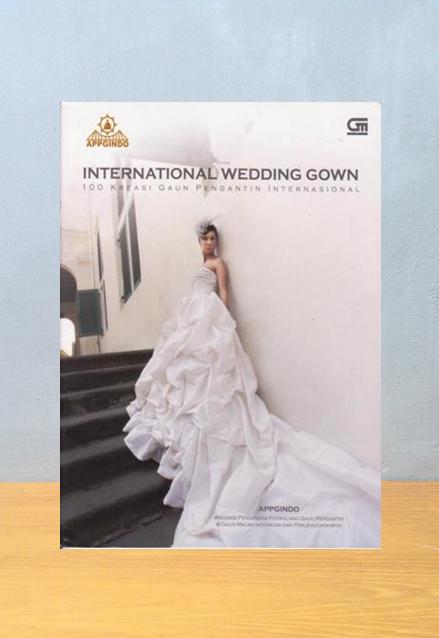 INTERNATIONAL WEDDING GOWN