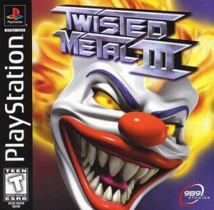 Download Twisted Metal 3 - Torrent (Ps1)