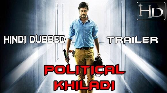 Political Khiladi (2017) Hindi Dubbed HDTV x264 750MB