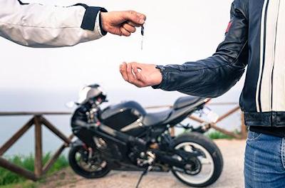 Tips Cari Uang Tambahan dari Sepeda Motor